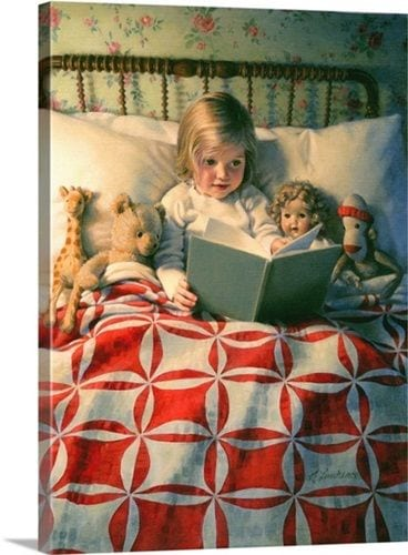 reading-girl-stuffed-animals