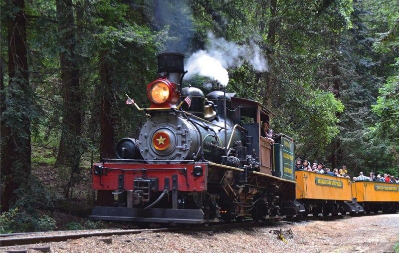 roaring-camp-steam-train