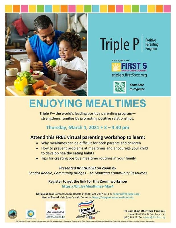 triplep-mealtimes