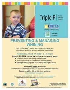 triplep-whining