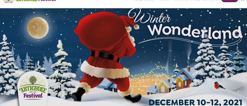 artichoke-festival-winter-wonderland-2